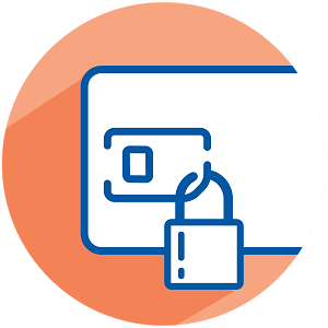 Security core icon